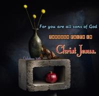 Galatians 3 26