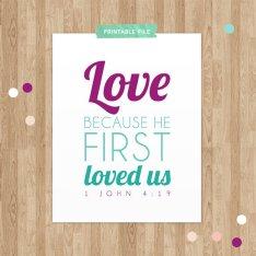 Love of God