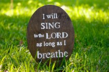 sing to Lord
