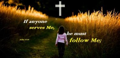 John 12 26