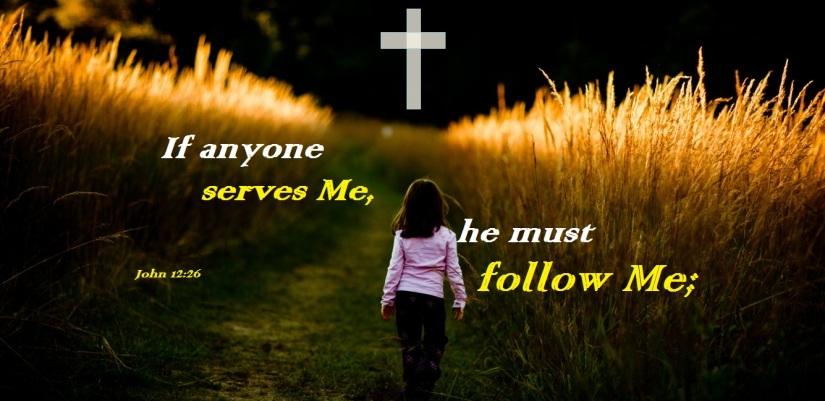 Servants of God / Christlikeness / Followers of Jesus [1. Love One another]