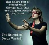 1 blind with lies