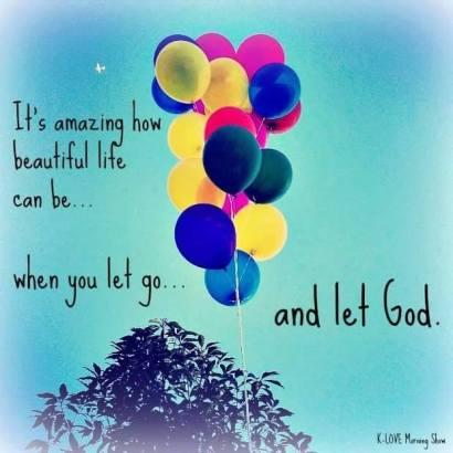 let God