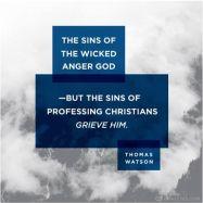 sins of believer