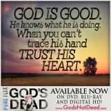 Trust God's Heart