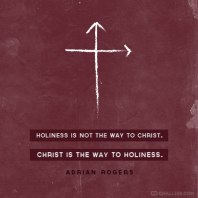 way to Holiness