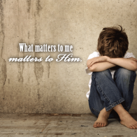 You matter to God