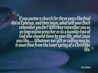Christlike Life