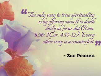 way to Spiritual