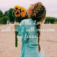 LORD IS WITH ME