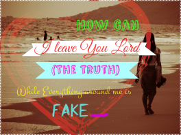 My Lord is the truth